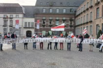 Mahnwache Belarus am 14.02.21