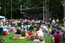 Hofgartenkonzert Impressionen