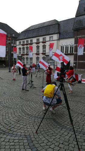 Rede auf Kundgebung von Libertas Belarus am 12.06.2021